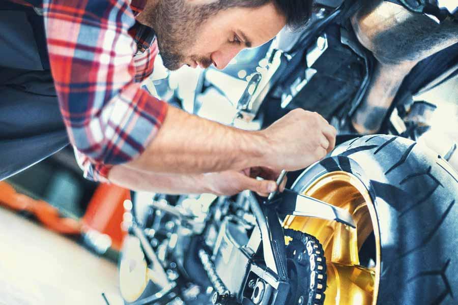 mootorrataste remont ja hooldus